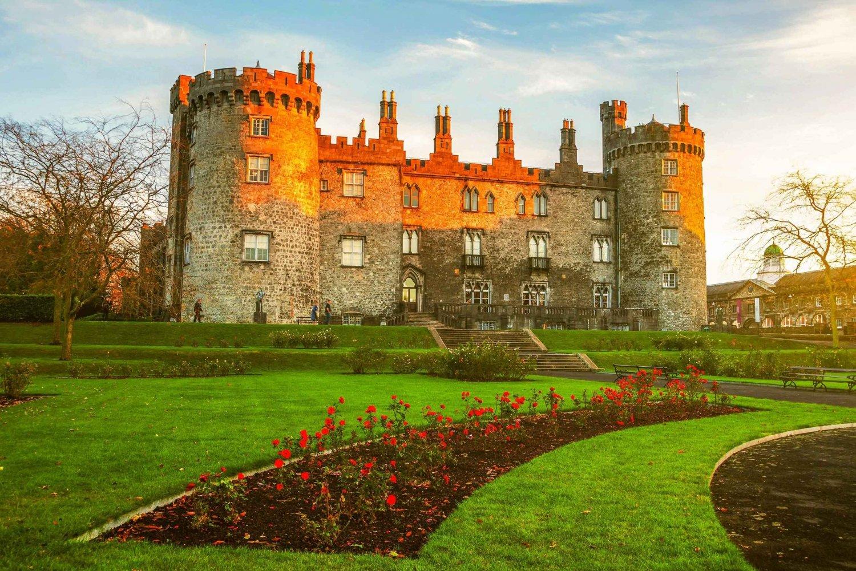 Wicklow, Glendalough and Kilkenny Full-Day Tour from Dublin