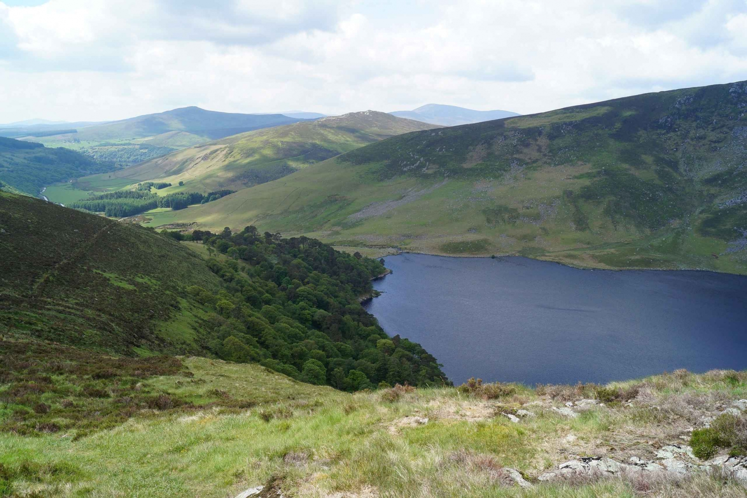 Wicklow Mountains Private Day Tour including Glendalough