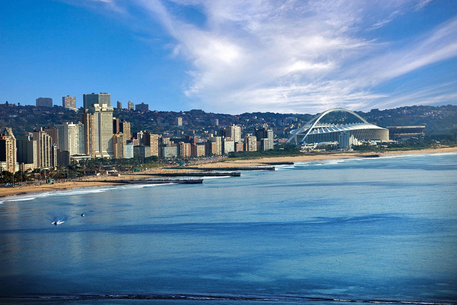 4-Hour Durban City Sightseeing Tour