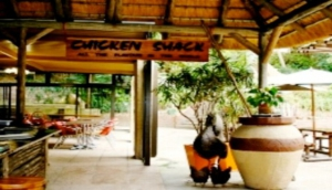 Accommodation at Chicken Shack Cafe