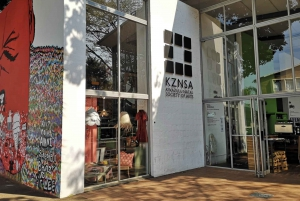 Arts Quarter Tour with Tribal Museum and Art Gallery