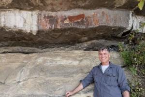 Drakensberg Rock Art & Mandela Capture Site Tour
