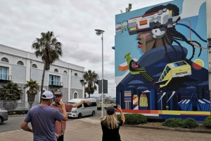 Durban: Arts Quarter Tour with Tribal Museum and Art Gallery