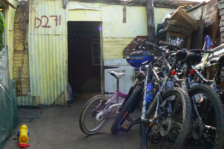 Durban Township Half-Day Bike Tour