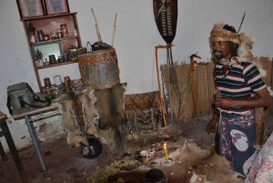 Durban: Zulu Oracle & Herbalist Experience Private Tour
