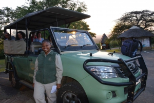 From Durban: Hluhluwe Imfolozi Game Reserve Private Tour