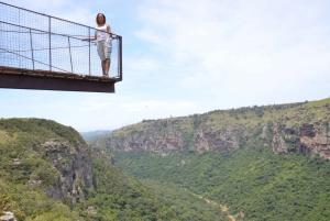 From Durban: Oribi Gorge & Lake Eland Adventure Private Tour