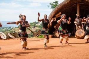 From Durban: Safari & PheZulu Village Day Tour