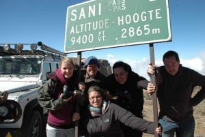 From Durban: Sani Pass and Lesotho by 4WD Vehicle