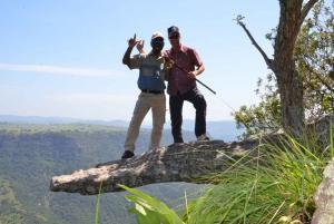 From Oribi Gorge & Lake Eland Adventure Private Tour