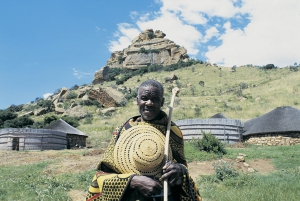 From Sani Pass/Lesotho Tour
