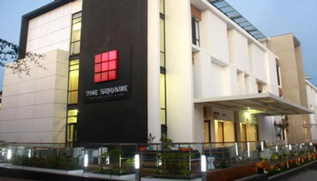 The Square Boutique Hotel and Spa