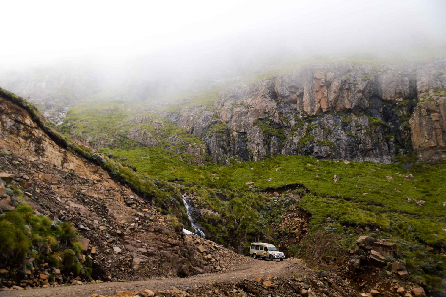 Underberg: Sani Pass and Authentic Lesotho Cultural Tour