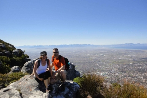 5-Hour Table Mountain Hike with Cable Car Descent