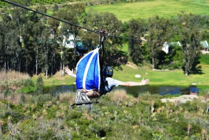Addo National Park: Superman Zipline