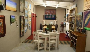 Cafe Ruwach Art and Craft Gallery