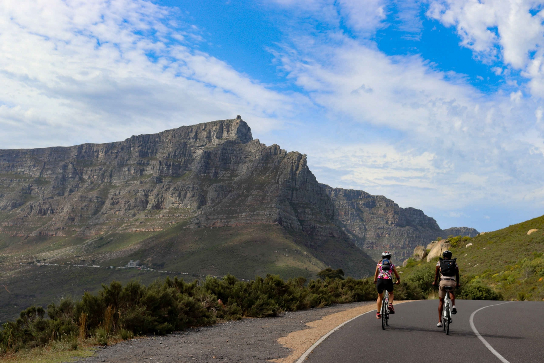 Cape Peninsula by Bike: Full-Day Tour