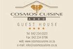 Cosmos Cuisine Restaurant