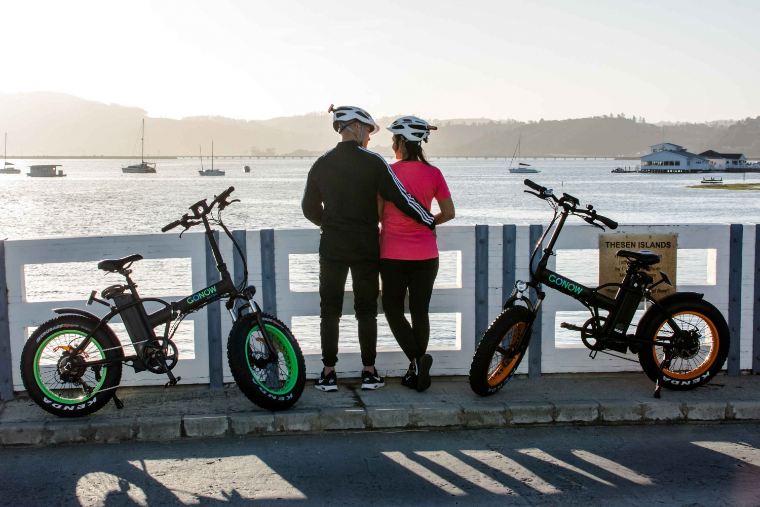 Knysna GONOW Electric Bike Hire
