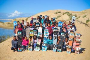 Port Elizabeth: Sandboarding with Short Boat Trip