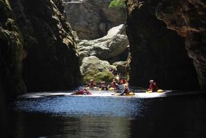 Tsitsikamma National Park: Blackwater Tubing