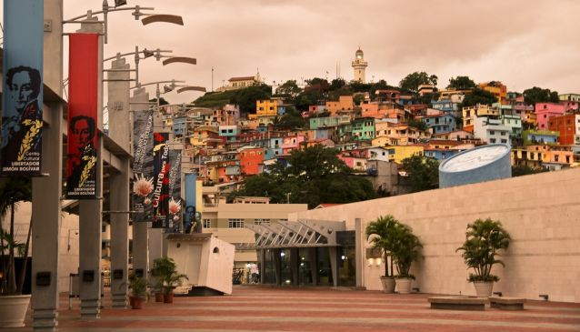 Guayaquil: Charming, Intriguing and Unique