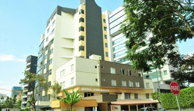Hotel Finlandia in Quito