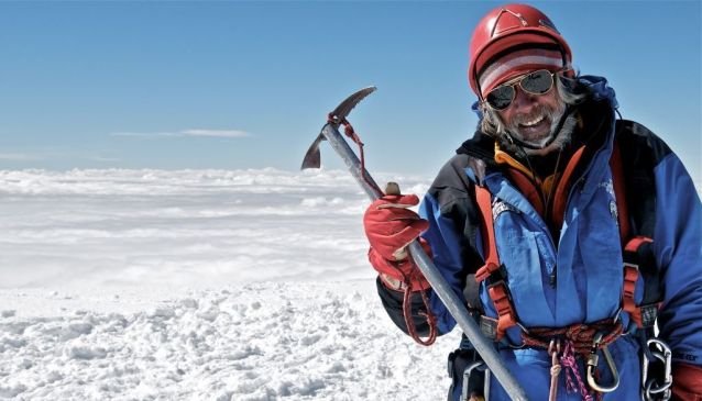 Marco Cruz: The Mountaineering Icon