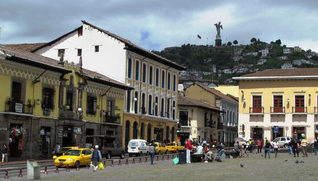 Quito Finalist of the New 7 Wonder Cities Contest