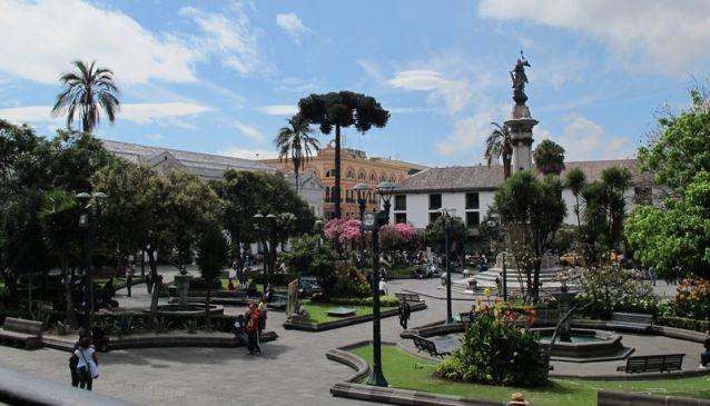 Quito Finalista del Concurso 7 Ciudades Maravilla