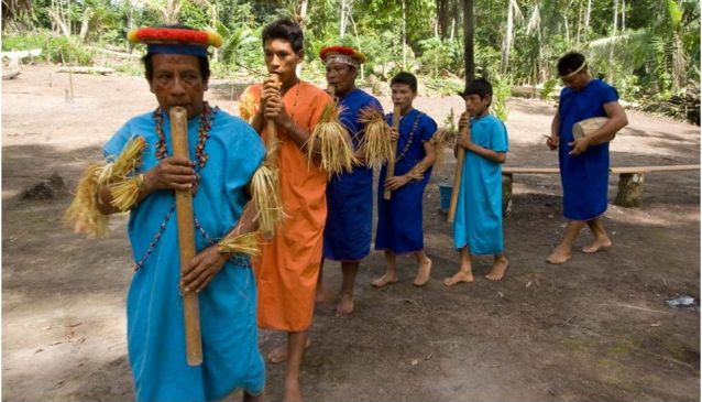 The Siekoya People of the Ecuadorian Amazon