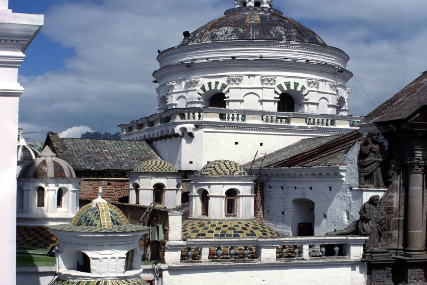 9-Day Ecuador Scenic Historical Tour