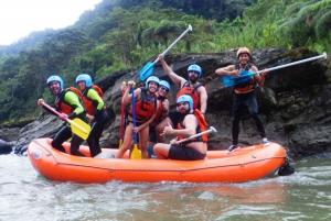 Baños de Agua Santa: Whitewater Rafting Tour