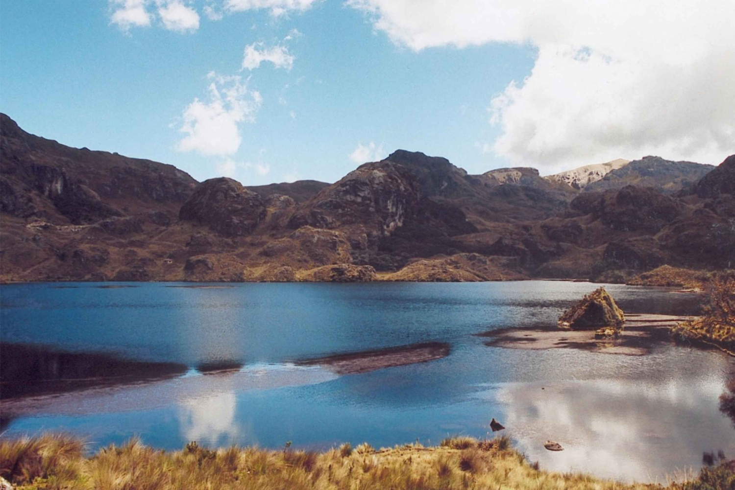 Cajas National Park Guided Day Hike