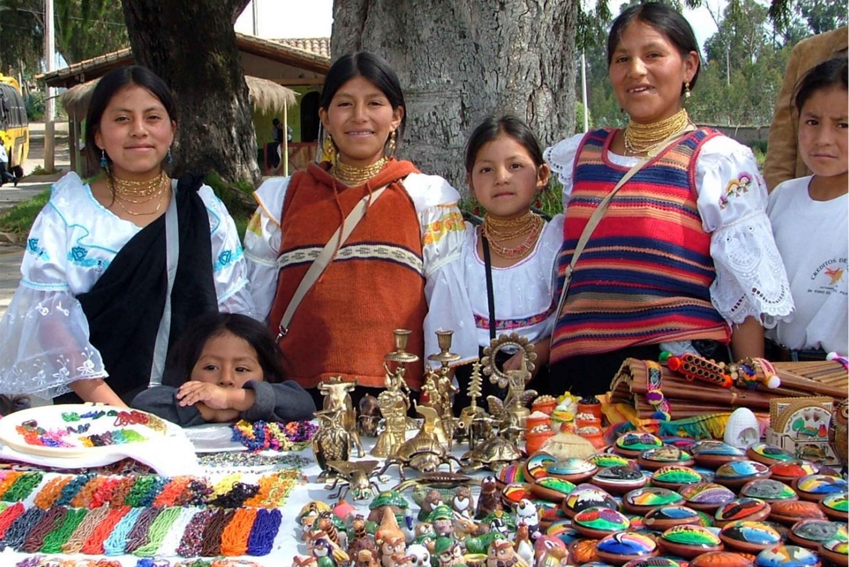 Contrasts of Ecuador 7-Day Adventure Tour