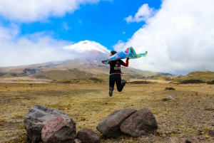 Cotopaxi National Park Full-Day Tour from Quito