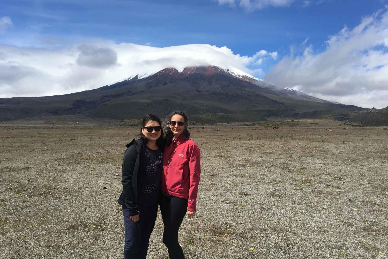Cotopaxi National Park: Guided Trekking Tour