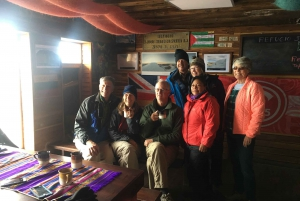 Cotopaxi: Nature and Adventure Guided Trekking Tour