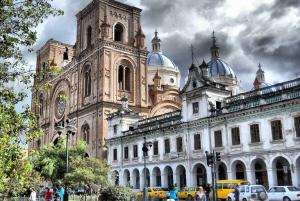 Cuenca City Half Day Tour