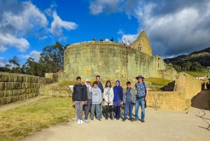 Cuenca, Day-trip to Ingapirca Archaeological Site