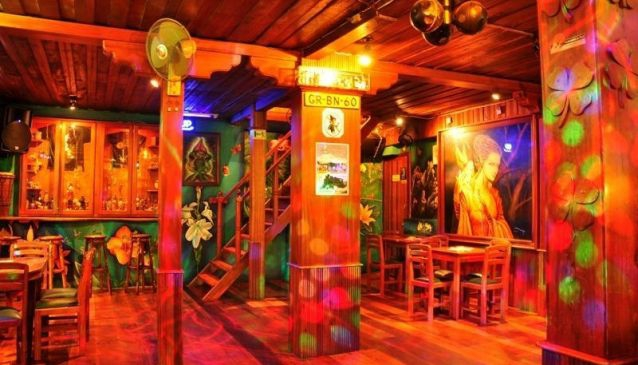 Disco Bar Leprechaun