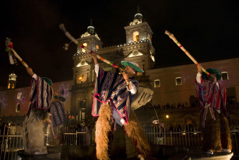 Discover Quito to Cuenca 8-Day Pichincha Tour