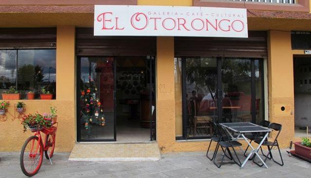 El Otorongo, Cultural Gallery Cafe