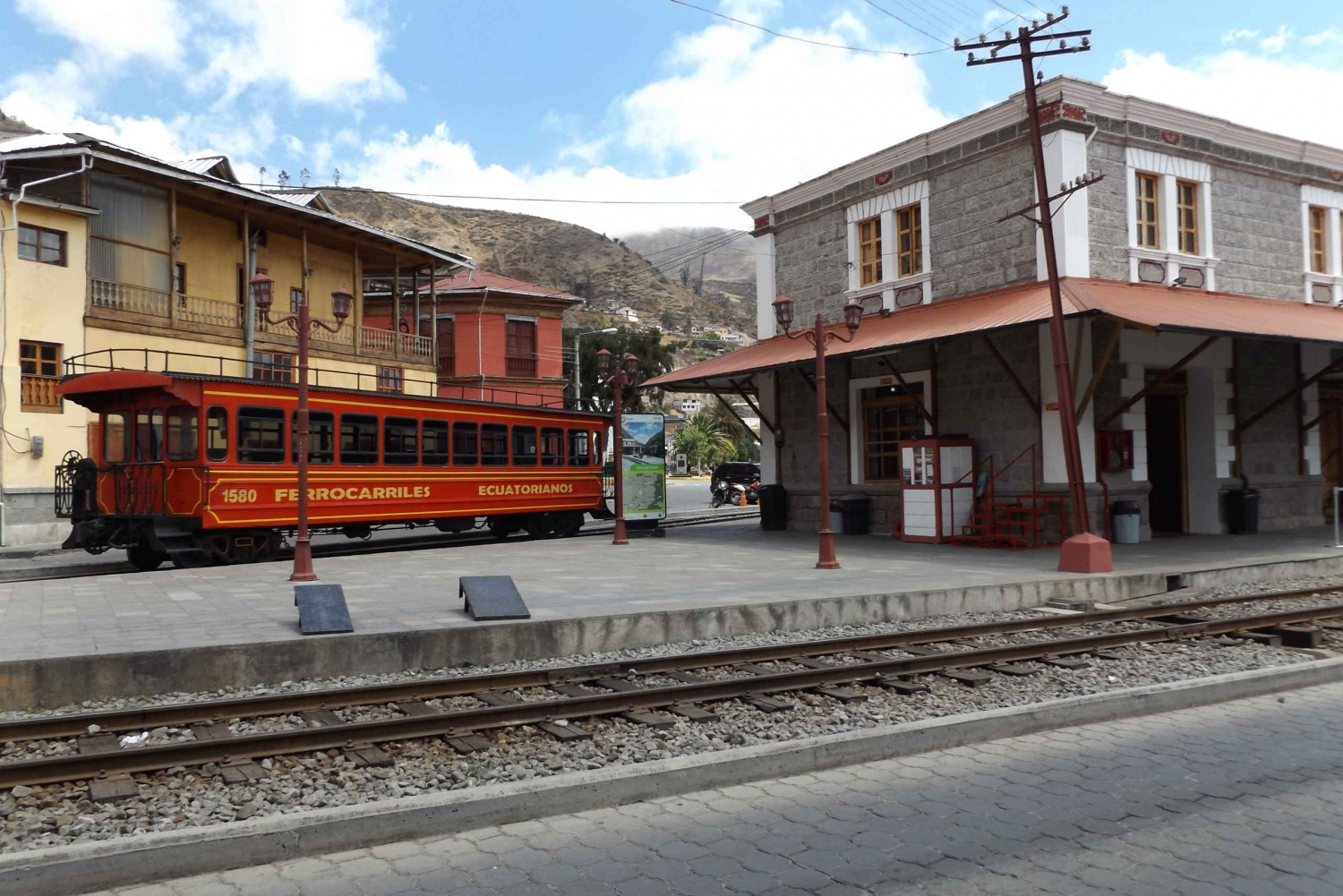 From Cuenca: Full-Day Devil's Nose Train & Ingapirca Ruins