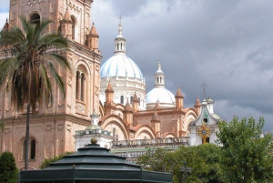 From Cuenca: Gualaceo and Chordeleg Tour