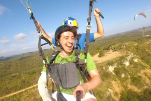 From Montañita: Paragliding Experience