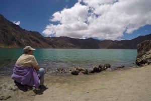 From Quito: 2-Day Cotopaxi and Quilotoa Trip