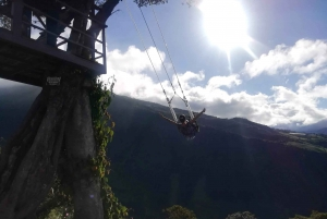 From Quito: 4-Day Nature & Culture Tour