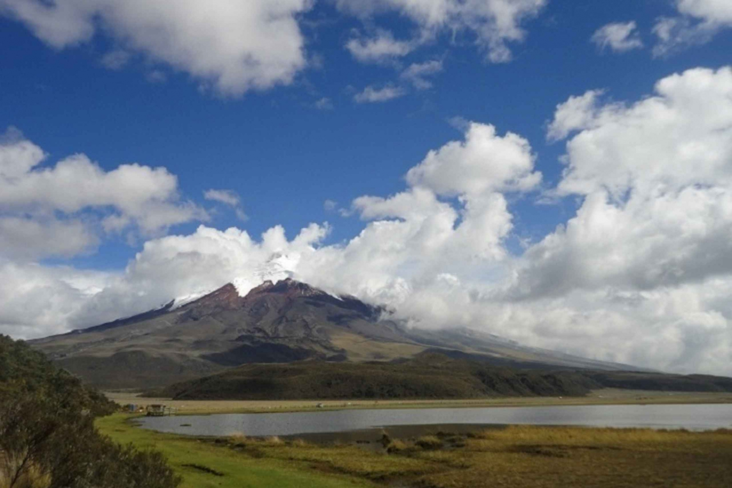From Quito: Cotopaxi National Park Full-Day Tour