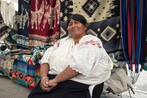 From Quito: Otavalo, Cotacachi & Cuicocha Full-Day Tour